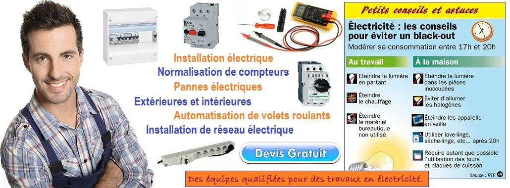 Electricite Le Bourget